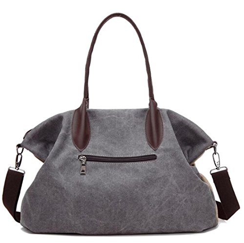 GOLD Womens Hobo Top Handle TM Burgundy Canvas Tote KISS Bag Bag Casual Shoulder Awgd1xB1fq