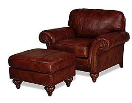 Prime Amazon Com Euroluxhome Ottoman Traditional Antique Leather Evergreenethics Interior Chair Design Evergreenethicsorg