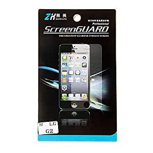 Transparent Screen Guard for LG G2