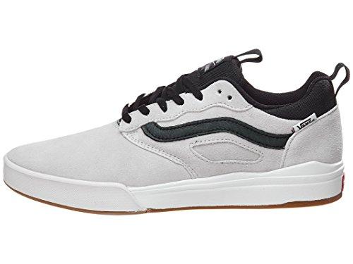 Vans , Chaussures de skateboard pour homme BLANC BLACK