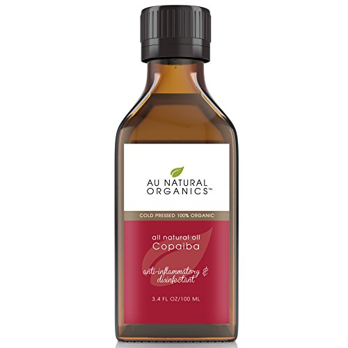 Au Natural Organics Copaiba Oil 3.4 Oz | 100 Ml (Deep Cover Nail System compare prices)