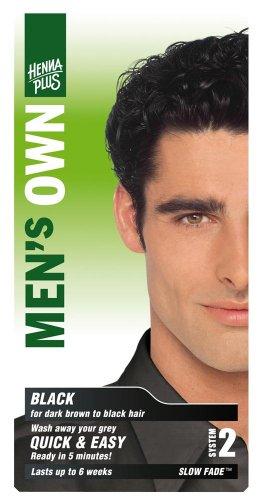 Hennaplus Mens Own Black by Hennaplus by Henna Plus