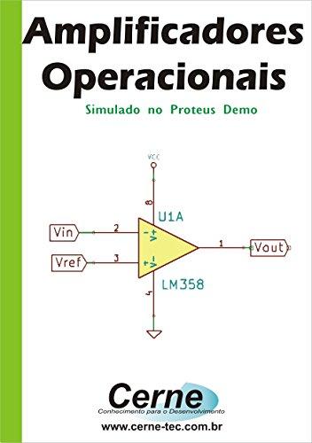 Amplificadores Operacionais Simulado no Proteus DEMO (Portuguese Edition) by [Souza, Vitor Amadeu