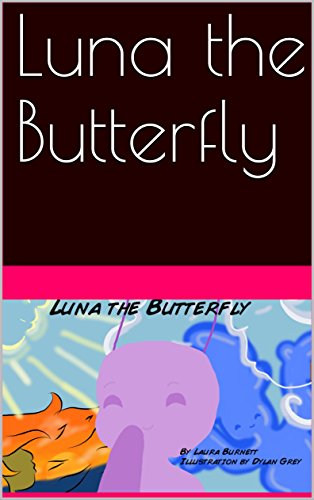 Luna the butterfly