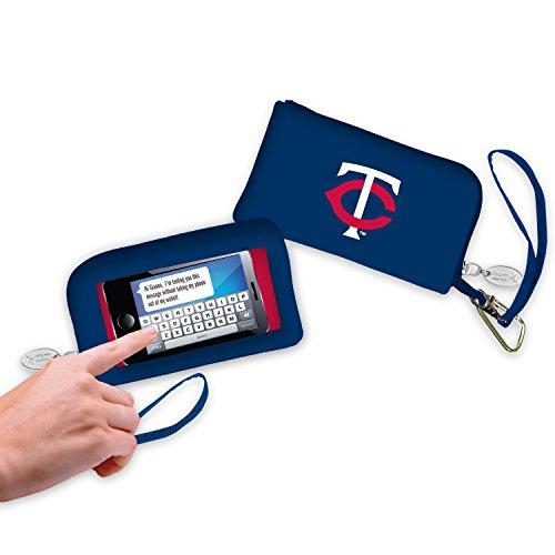 (MLB Minnesota Twins Cell Phone Wallet)