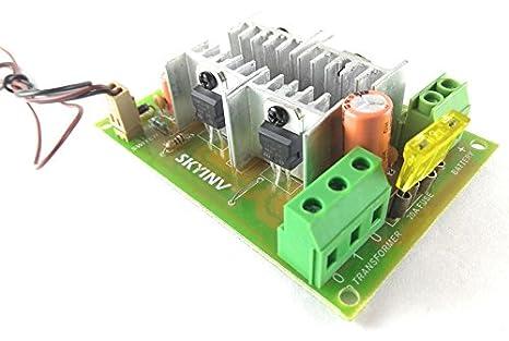 Skytech 12v To 220v Ac 200w Inverter Driver Board Power Module Drive