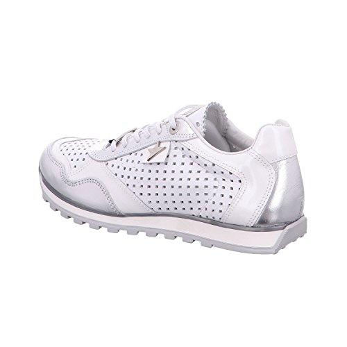 Cetti l Plata S Cordones Para Luxsportiveshoes C848 Mujer De Zapatos sra Weiß lux wRfAwq