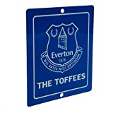 Official Everton FC Window Sign Square