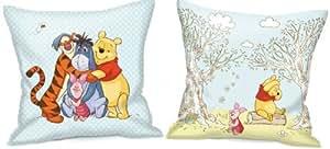 ELI - Cojín infantil de tela, diseño de Winnie the Pooh