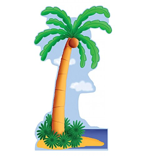 Palm Tree - Advanced Graphics Life Size Cardboard -
