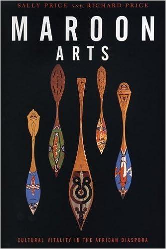 Maroon Arts by Richard Price (2000-10-25)