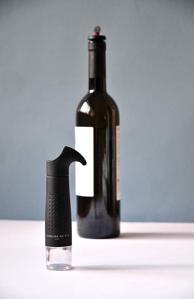L 21 cm x l 14 cm x h 0,5 cm LAtelier du Vin Specific Corkscrew Corkpinch