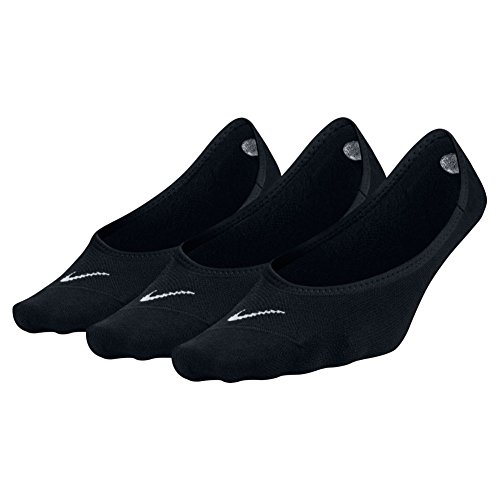 NIKE Women's Everyday Lightweight Footie Training Socks (three Pair) – DiZiSports Store