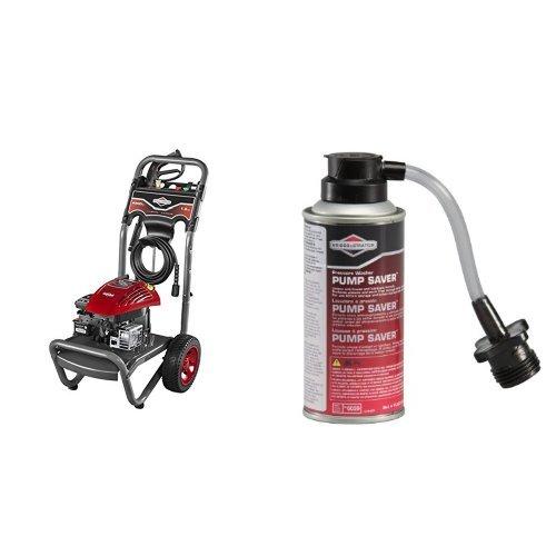 gas pressure washer bundle - 2