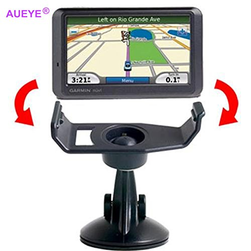 Window Cup Mount For Garmin Nuvi 200W Car Windshield Mount For 265W Gps Stand For Garmin Nuvi 250 260 205 Socket Bracket Holster Bundle Replacement Protable Ball Mounting