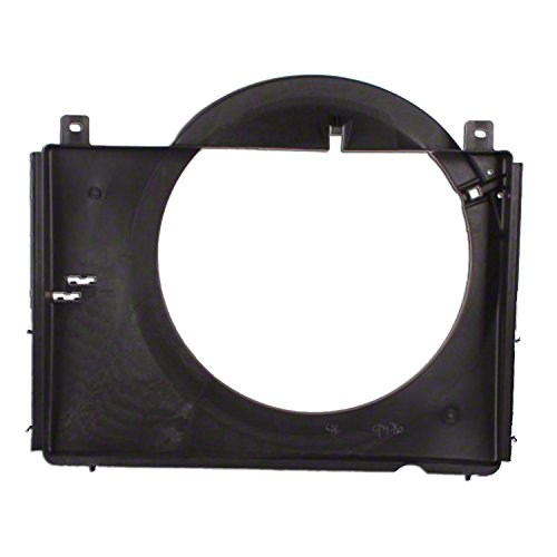 CPP Fan Shroud for GMC Envoy, Saab 9-7x, Chevy Trailblazer, Olds Bravada GM3110151