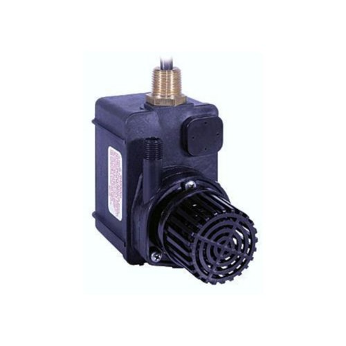 Little Giant Washer - Little Giant 518550 PE-2YSA Submersible Parts Washer Pump, 300 Gallons Per Hour