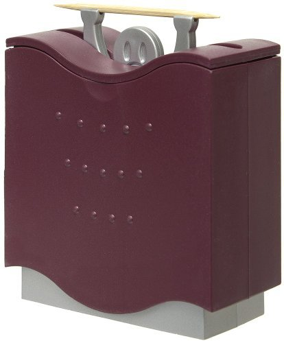1 X Weight Lifter Toothpick Holder. Colors May Vary by Gift Depot (Weight Lifter Toothpick Holder)