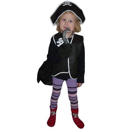 AN10 5-6 J. trajes traje de pirata pirata disfraces de ...
