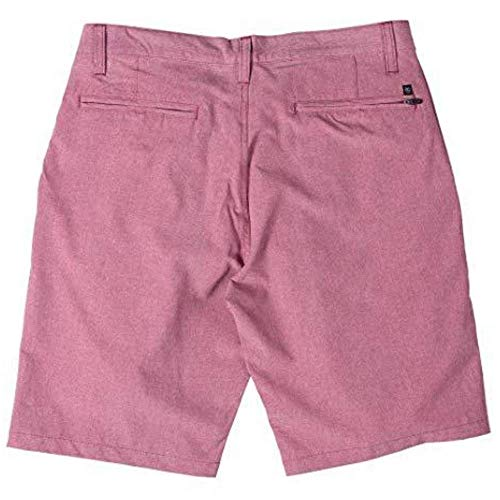 SURF CUZ Mens Vintage Cruzer Stretch Boardshort Chino Shorts