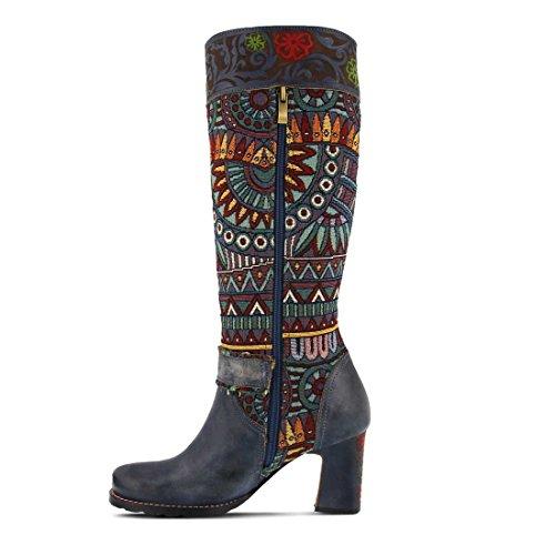 Natalia L`Artiste Natalia Boot Natalia Blue L`Artiste Blue Womens Boot Womens Boot Blue Womens L`Artiste L`Artiste nAv07