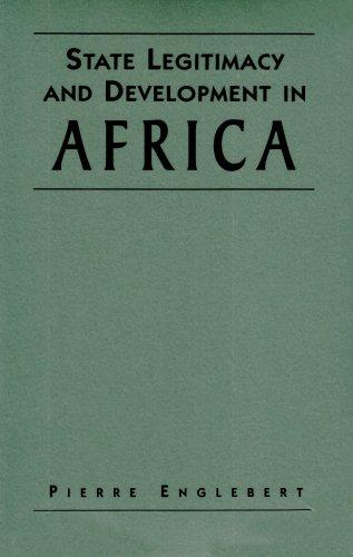 State Legitimacy and Development in Africa