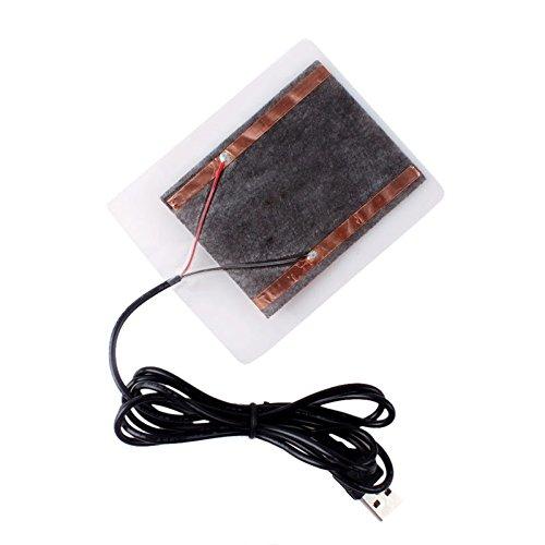 [해외]USB 따뜻하게 난방 히터 플레이트 123cm 휴대용 겨울 따뜻한 마우스 패드 신발 늑대에 대 한/USB Warmer Heating Heater Plate 123cm Portable Winter Warm for Mouse Pad Shoes Golves