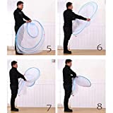 GRD Mosquito Nets, Portable Free Installation and