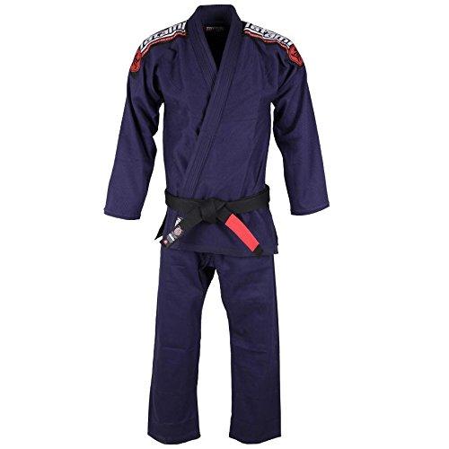 'Tatami Children BJJ Gi Jiu Jitsu Kimono BJJ Gi Nova MK4–Navy–Kids Tatami Fightwear