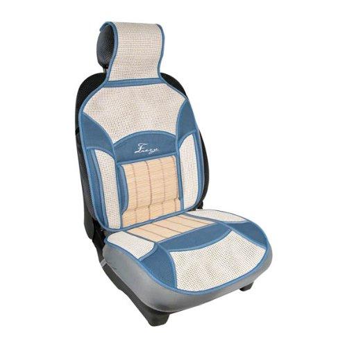OTOTOP 66352 Freeze color azul y blanco tejido de papel y bamb/ú Funda para asiento de coche