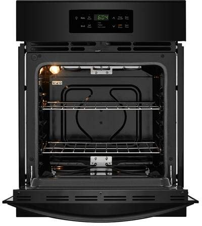 Frigidaire 3.3 ft. Total Capacity Electric Oven Black