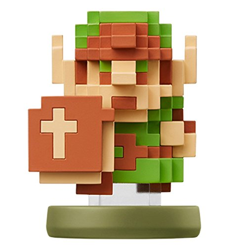 Nintendo amiibo 8-Bit Link (The Legend of Zelda Series) [Japan Import]