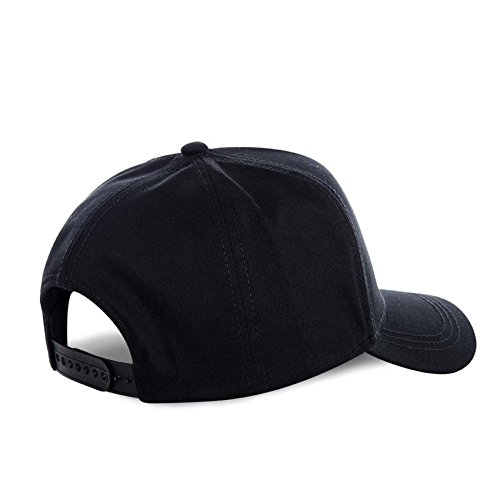 Béisbol Negro Negro de Talla para Freegun única Gorra Hombre 1FHxSO