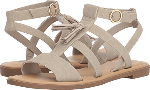 Dr. Scholl's Shoes Women's Encore Sandal, Grey Snake Print, 9 M US
