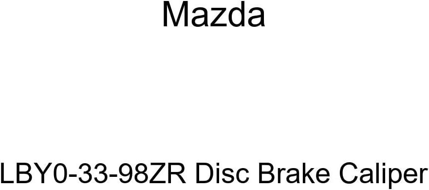 Mazda LBY0-33-98ZR Disc Brake Caliper