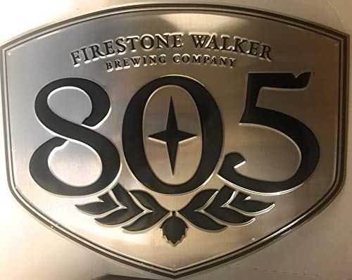 - Firestone Walker Brewing Company - 805 Metal Tacker/Bar Sign