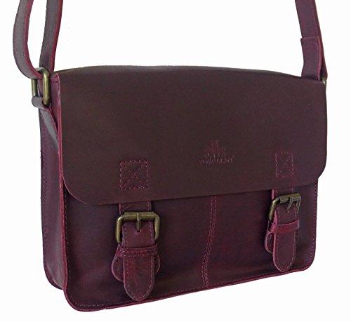 Rowallan Small Leather Shoulder Bag