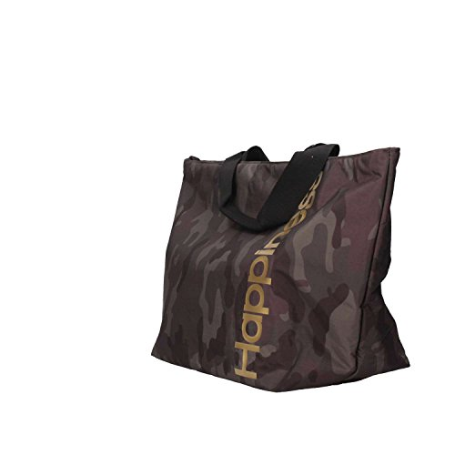 HAPPINESS F96986 Donna Shopping CM Camuflage wttrdfq