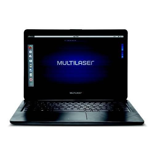 Notebook Intel Celeron 14 Pol 4Gb Hd 500Gb Linux Pc204 Multilaser