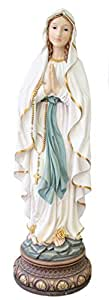 "Hi-Line Gift Ltd Mary Praying Statue, 40"" Tall"