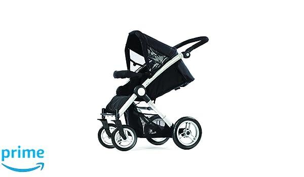 Cochecito Mutsy Transporter Black (Chassis + SEAT + Canopy): Amazon.es: Bebé