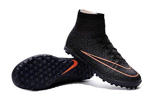 Bruce Schuhe Herren Fußball mercurialx Proximo Street TF schwarz Fußball Stiefel