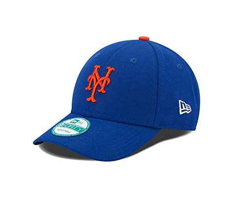 MLB New York Mets Adult World Series Side Patch 9Forty Cap, One Size, Royal