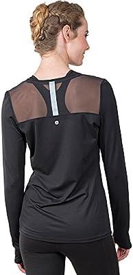 Soybu Womens Endurance Long Sleeve Tee SY1387DFSS-P