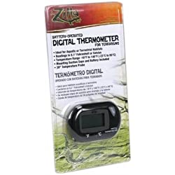 Digital Terrarium Thermometer