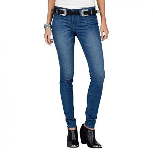 Belt Cotton Volcom (Volcom Women's liberator Leggings Stone Blue Pants)