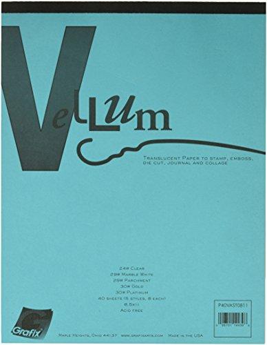 Grafix Vellum, Assortment