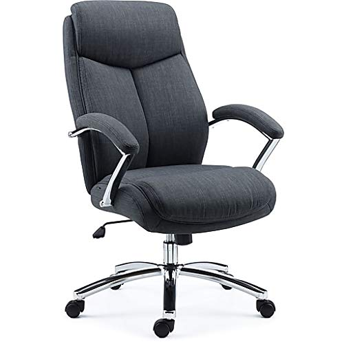 Staples Fayston Fabric Home Office Chair (Charcoal)