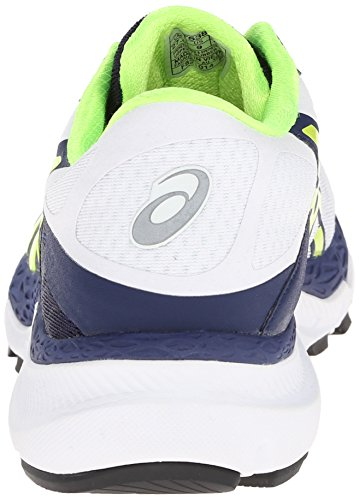 Asics Zapatilla navy Running flash 33 De White Hombres m Yellow rAnrUxqH