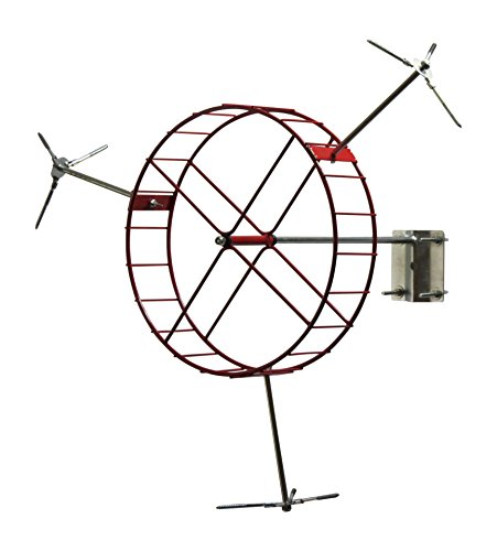 Spinning Squirrel Feeder Big Wheel
